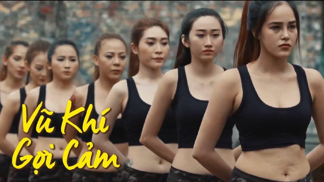 Xem phim Vũ Khí Khiêu Gợi - Naked Weapon Full Vietsub HD