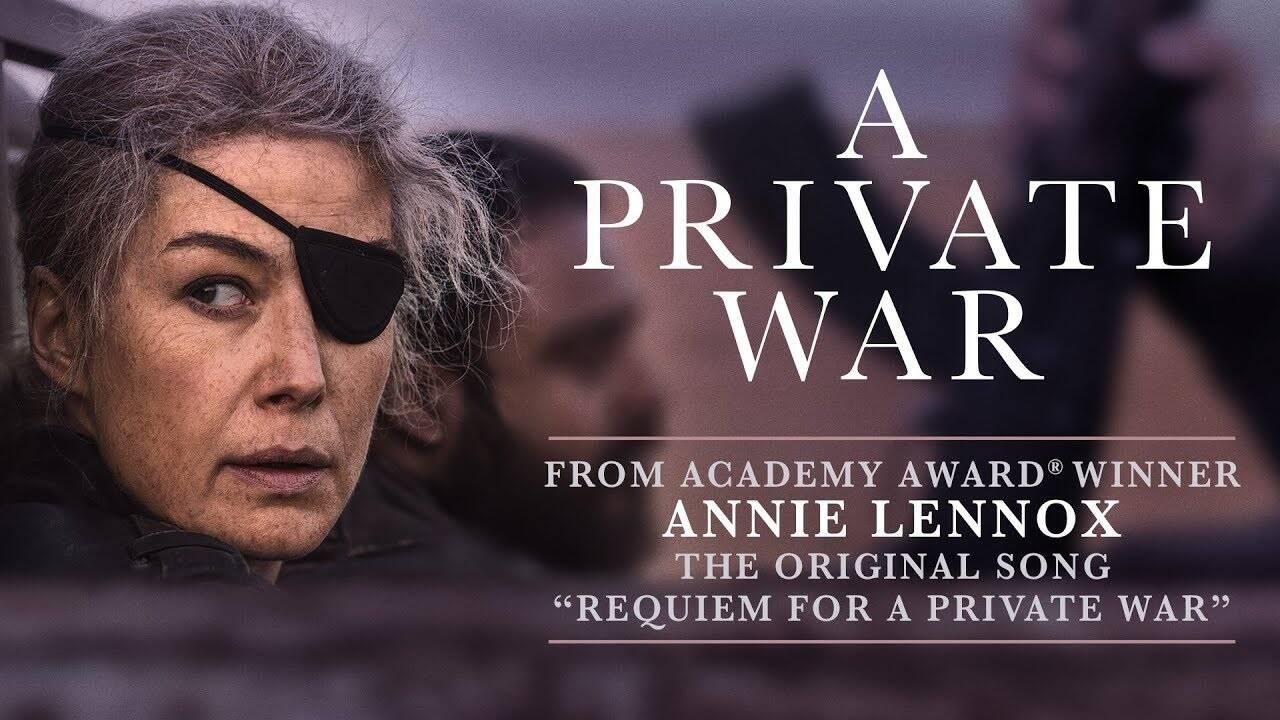 Cuộc Chiến Bí Mật - A Private War (2018) vietsub + thuyết minh full HD,  Động Phim